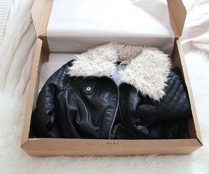 fashion, jacket, and Zara image