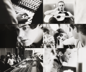 black and white, little things, and louis image