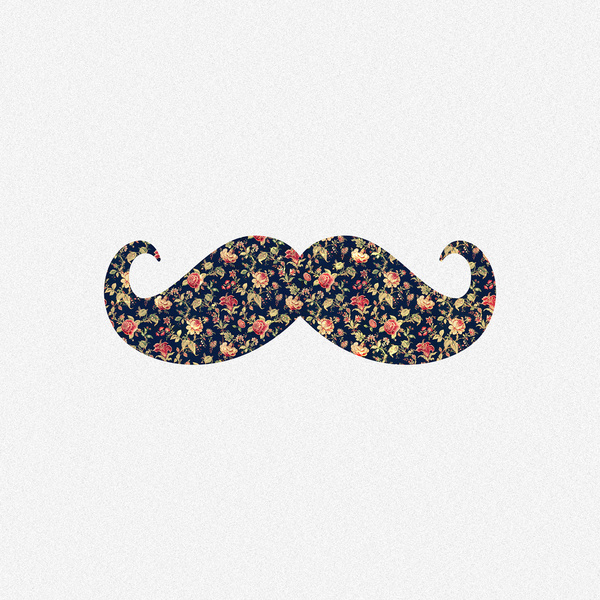 Girly Moustaches Uploaded By Milica On We Heart It