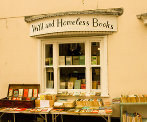 books, homeless, and wild image