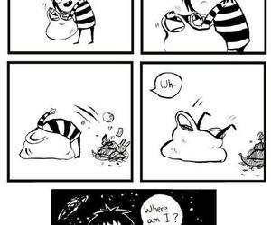 comic, funny, and cute image