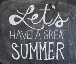 summer, quote, and great image