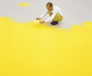 yellow and art image