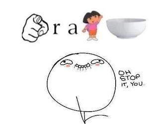 adorable, Dora, and funny image