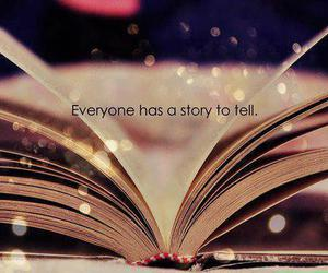 book, story, and life image