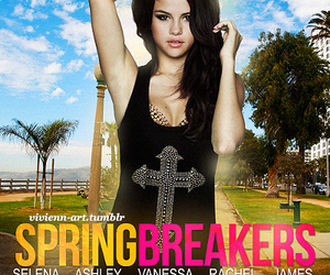 selena gomez, spring breakers, and sexy image