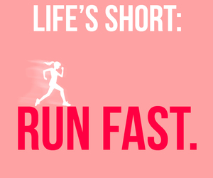 run, fast, and fit image