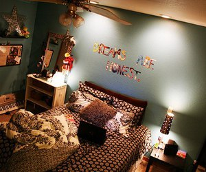 bedroom, room, and photography image