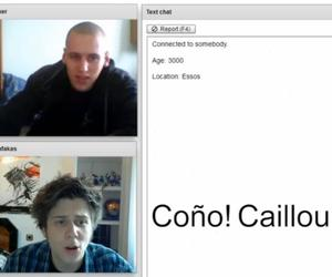 mangel, caillou, and rubius image