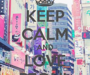seoul, keep calm, and korea image