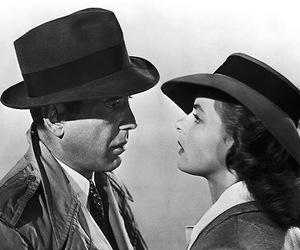 Casablanca, ingrid bergman, and Humphrey Bogart image
