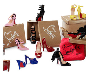 barbie, christian louboutin, and doll image