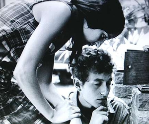 bob dylan and joan baez image