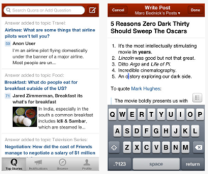 quora and best source image