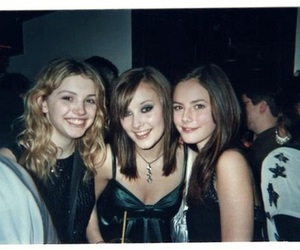 skins, cassie, and michelle image