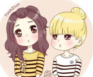 fanart, jessica, and snsd image
