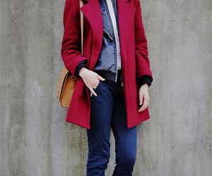 blazer, lookbook, and outfit image