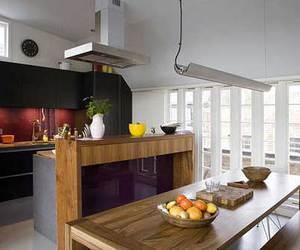 cozinha, roxo, and vermelho image