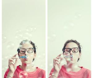 girl, glasses, and hariana meinke image