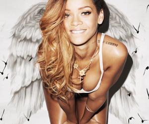 amazing, angel, and girl image