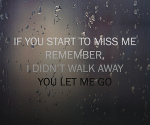 away, quote, and let go image