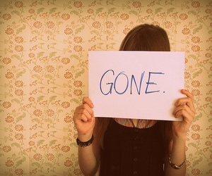 girl and gone image