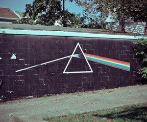Pink Floyd, music, and wall image