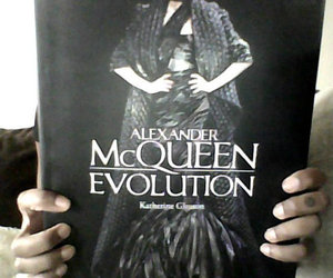 book, dark fashion, and designer image