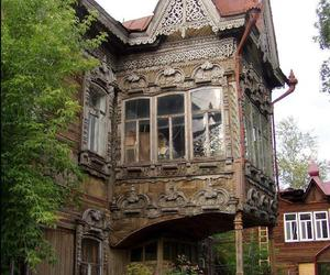 design, russia, and wood image