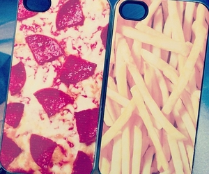 case, food, and iphone image