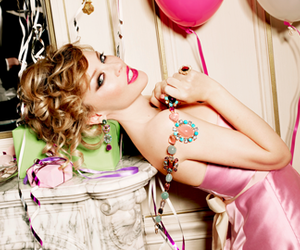 kylie minogue, party, and pink image