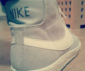 fashion, nikes, and shoes image