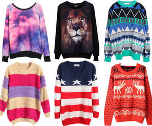 sweater and fashion image