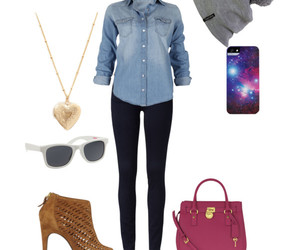 clothes, heels, and outfits image