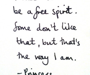 quotes, princess diana, and free spirit image