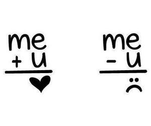 love, me, and you image