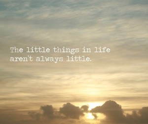 quotes and little image