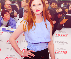 bonnie wright, harry potter, and harry potter premiere image