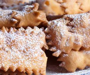 carnevale, food, and sugar image
