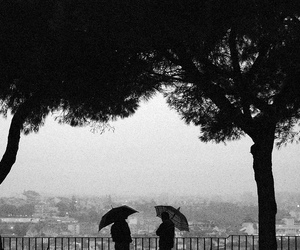 lisbon and black and white image
