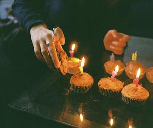 cupcake, vintage, and indie image