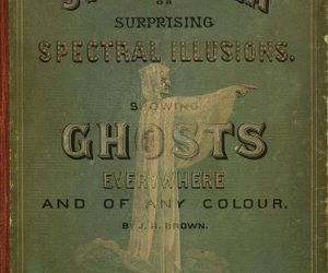 book and ghosts image