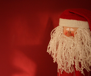 red, rot, and weihnachten image