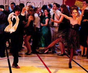 emma watson, the perks of being a wallflower, and dance image