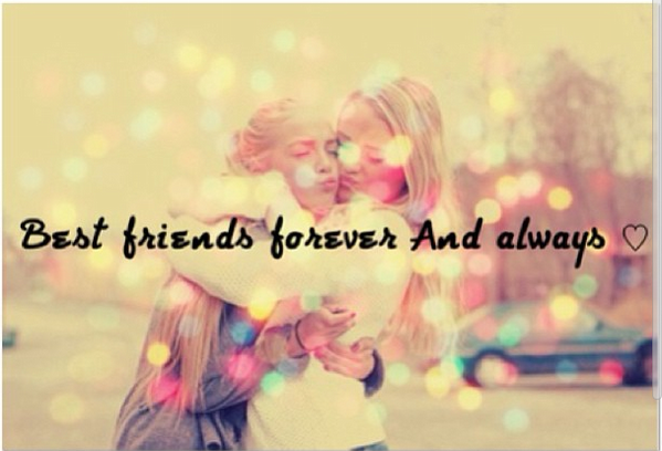 Best Friends Forever And Always On We Heart It