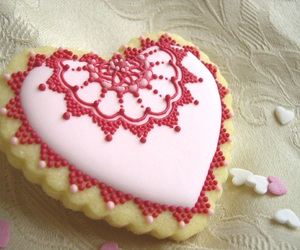 heart, sweet, and cute image