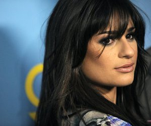 lea michele and glee image