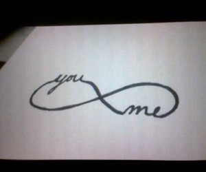 forever, me, and you image
