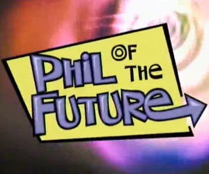 arrow, boy, and phil of the future image