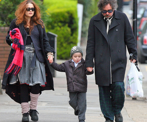 helena bonham carter and tim burton image